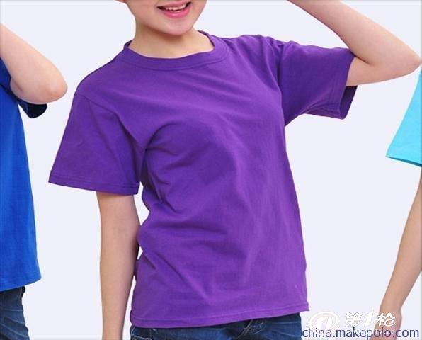 pop手绘t恤衫