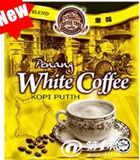 麦可菲mycafe榴莲咖啡 咖啡树coffeetree槟城白咖啡