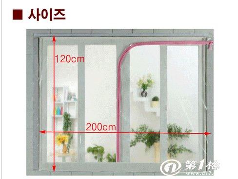 冬季风大,窗户密封不严而且单层玻璃保暖不良,冬天窗户结霜,有哈气.