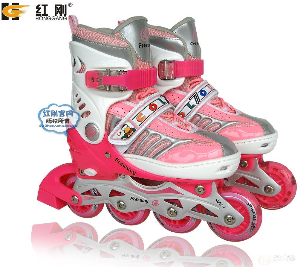 轮滑鞋鞋轮