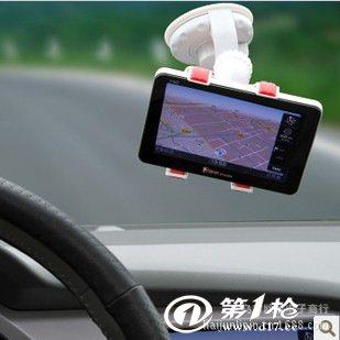 车载导航支架 车用手机支架 汽车导航手机支架 水杯手机夹名片夹