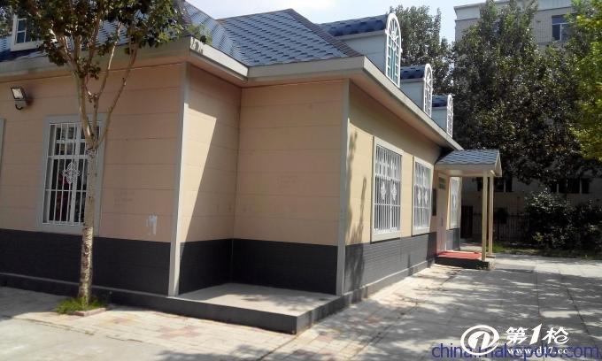 适用于岗亭 移动板房 钢结构房 外观精美 劲克马金属 外墙装饰板由三