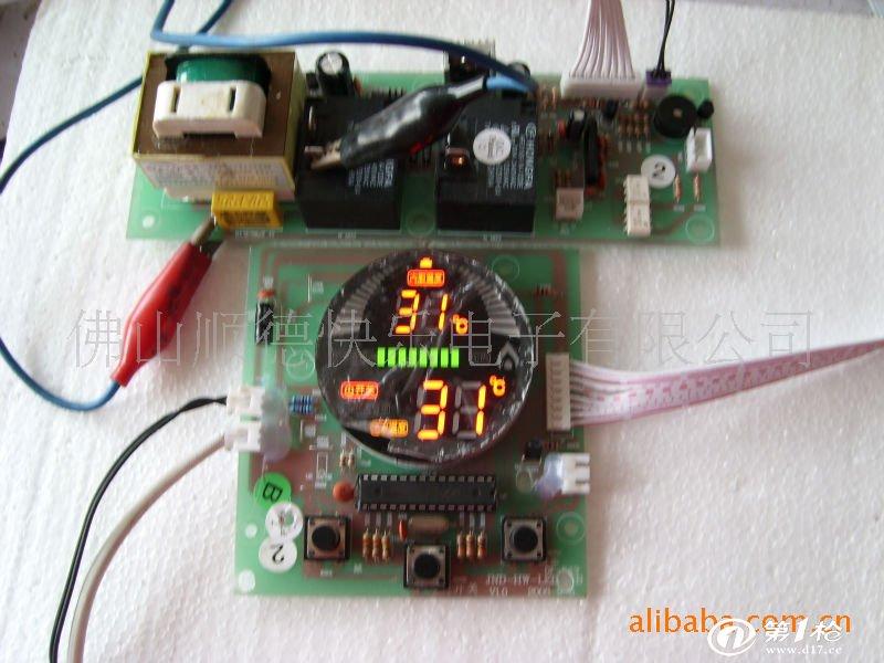 6kw恒温电热水器电路板