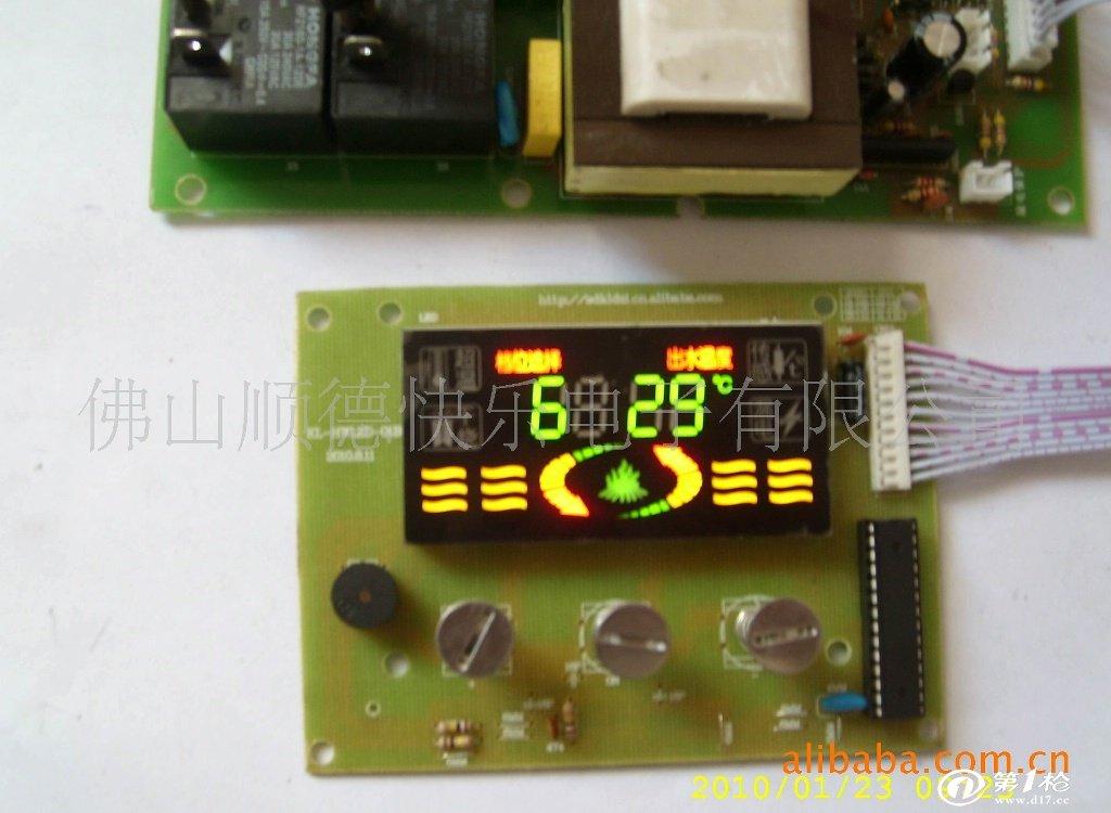 性能: 1.输入电压220V 频率50Hz 使用环境温度:-10~90 相对湿度:95%以上 2.漏电保护动作电流:15mA~25mA,动作时间小于0.1秒 3.输出功率使用ST公司的25A双向可控硅控制,带过零检测 4.整机采用带CQC认证工频变压器 5.防雷击保护,避免机件过大损坏 6.防电机火花干扰,系统运行更稳定 功能: 1.