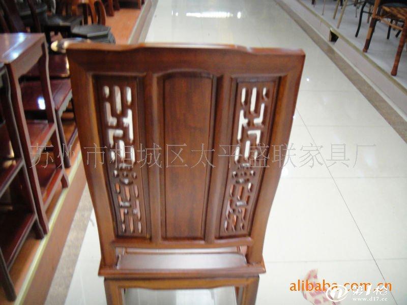 批发红木仿红木餐桌家具/批发古典中式万字餐台