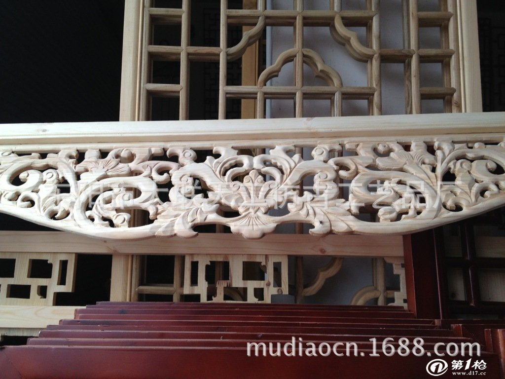 中式装修仿古门窗