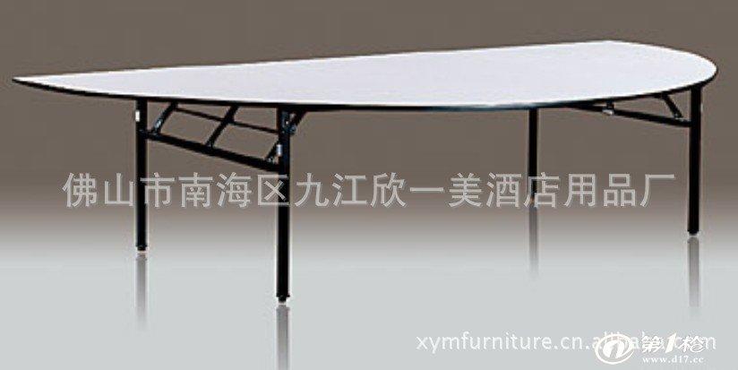 76米钢架餐桌/钢架桌子/钢架长条桌