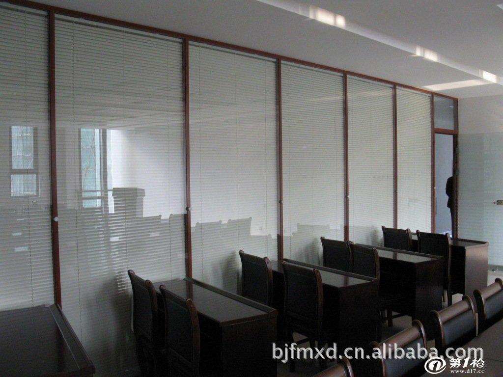 活动隔断 玻璃隔断 双玻百叶隔断 高隔断 厂房隔断 会议室隔断