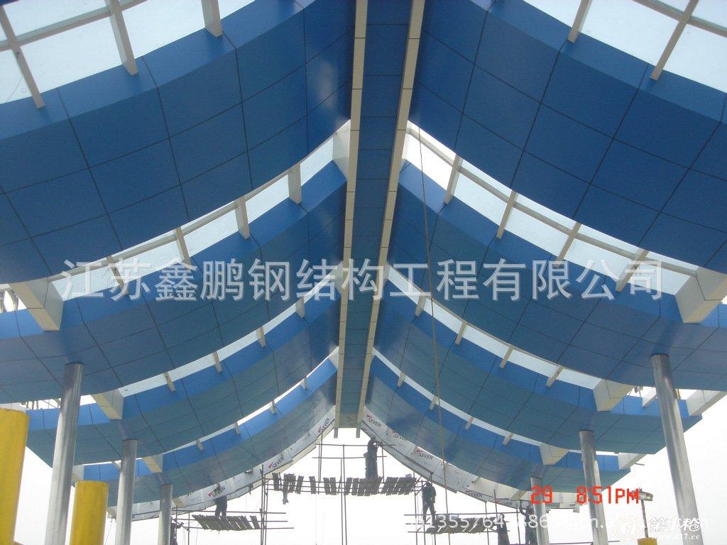 网架钢结构工程承包