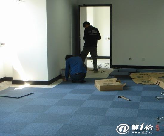 无弹力微弹弹力超弹 产品特点办公室地毯方块地毯上海销售铺装