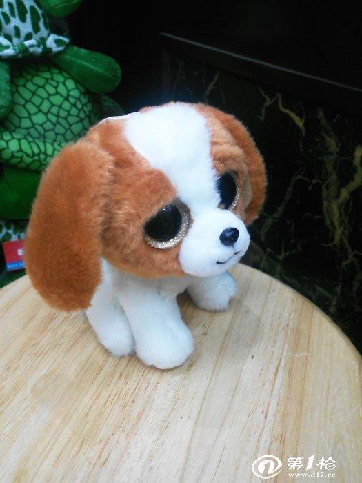 批发 外贸 高档 超级可爱的小狼狗 企鹅 熊猫 猴子 毛绒玩具