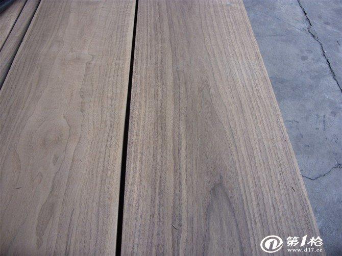 优质 黑胡桃 木皮封边条 板式家具封边