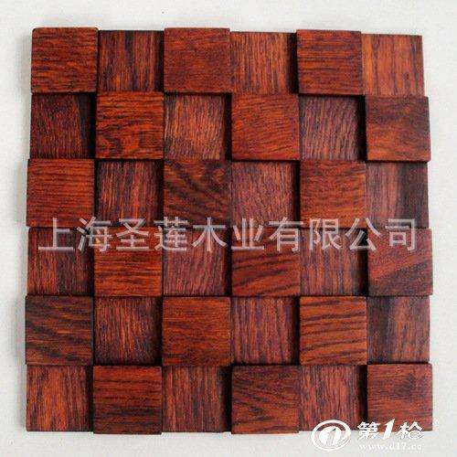 仿古木质马赛克 装饰背景墙