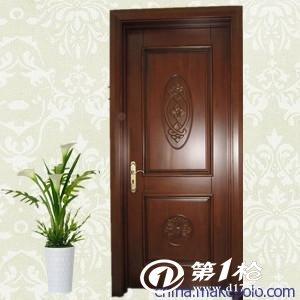 供应盼宁品牌木门 室内装修门 房门套装系列 经典时尚