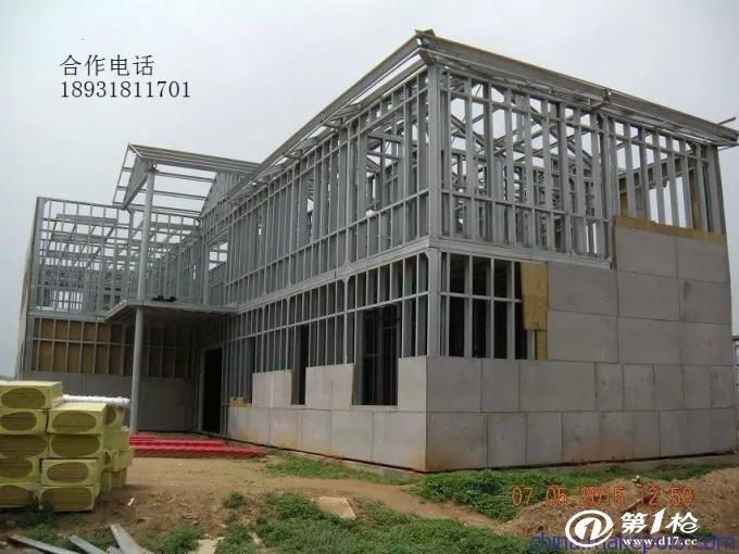 是国内从事国际轻钢结构别墅设计,生产,组装,精装修的专业公司之一.