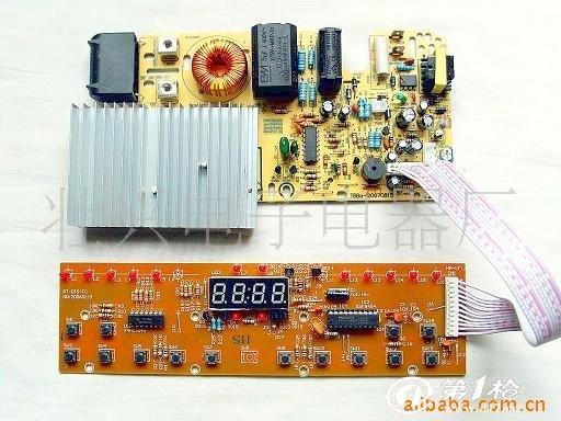 供应电磁炉控制板(t8b-a2)