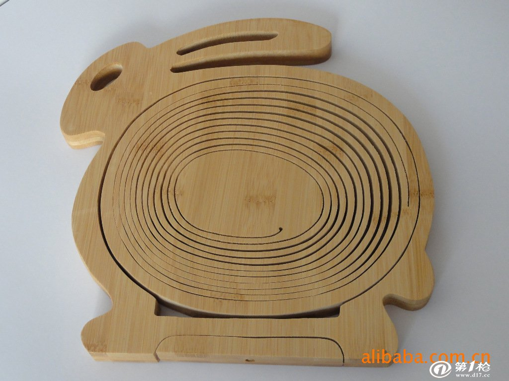 供应竹制工艺品,折叠水果篮,造型多款_木质,竹质工艺