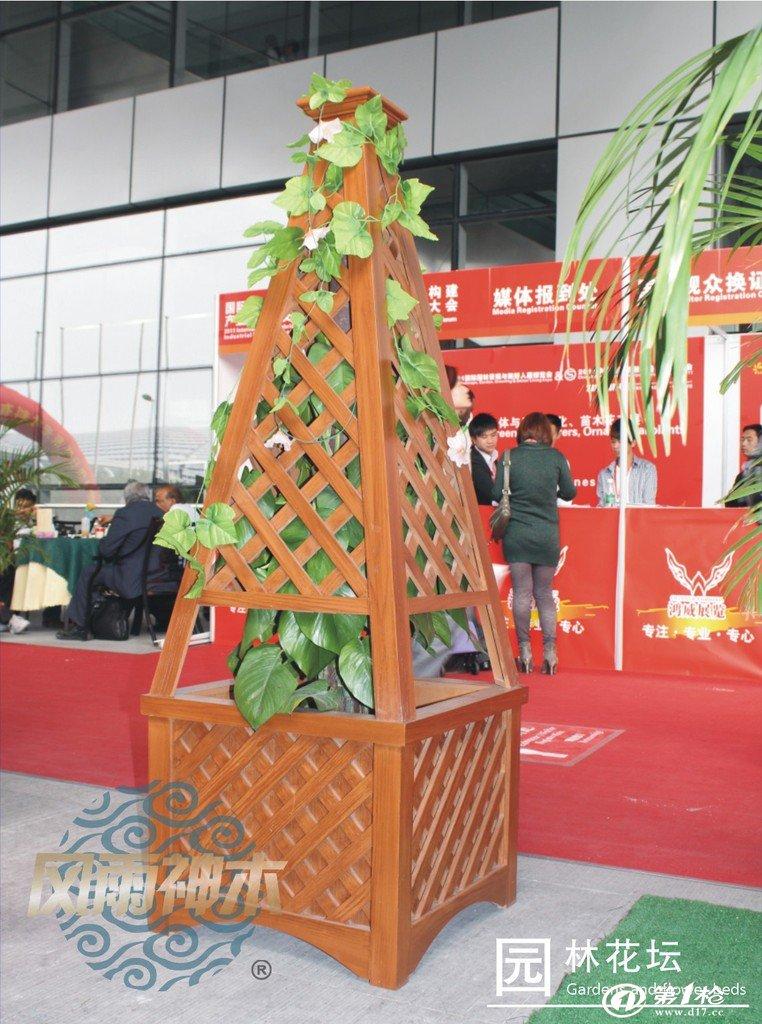 风雨神木:市政护栏,花箱,护栏,专利设计,中国创造