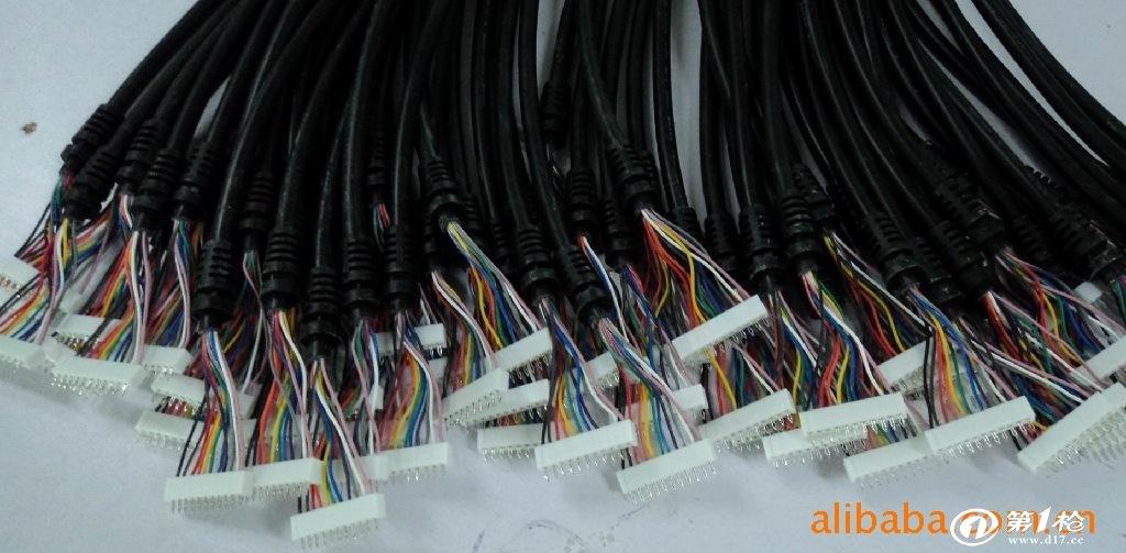 供应电子连接线,端子线.线束