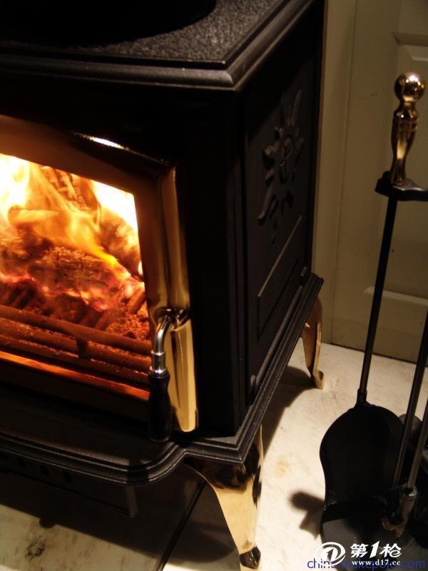 rom温莎燃木真火壁炉 欧式别墅取暖壁炉 圣罗曼品牌