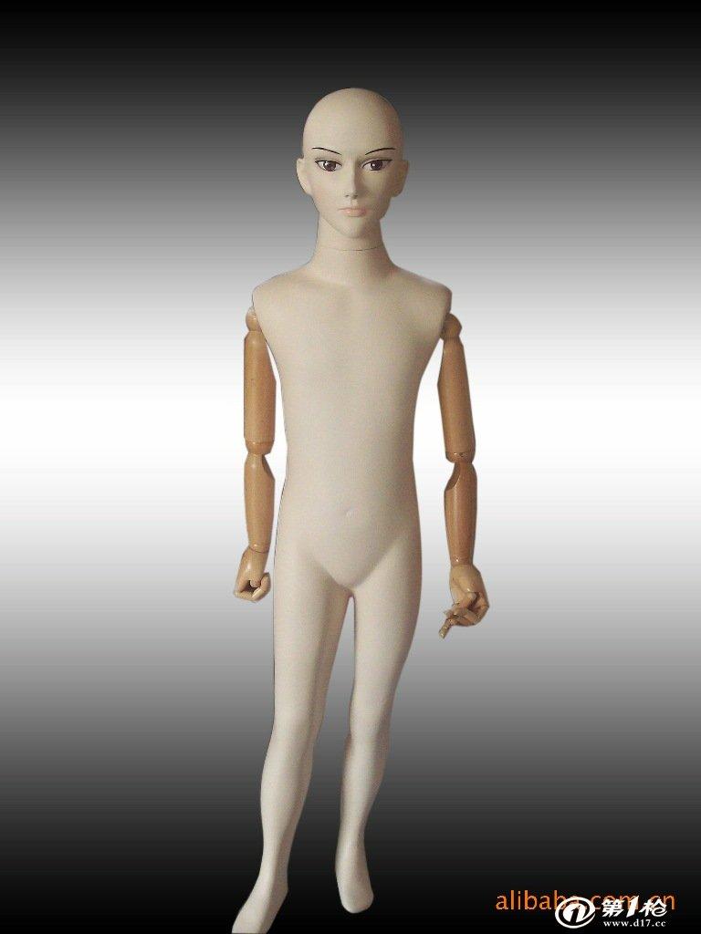 【厂家直销】上海高档服装抽象女模特/服装店道具模特