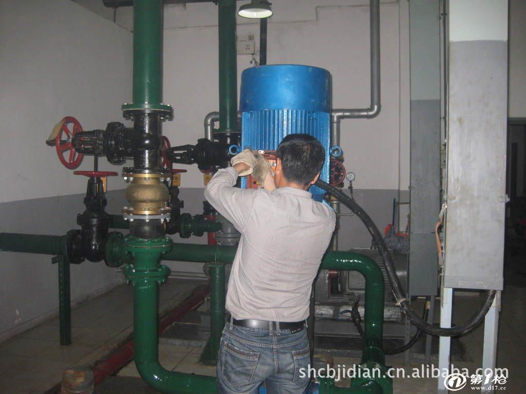 消防水泵一用备电路图