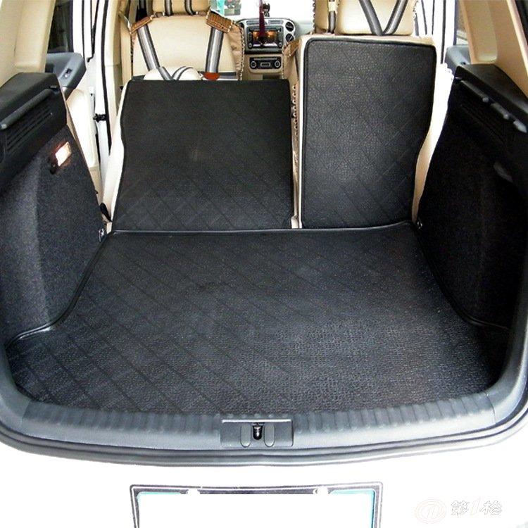 汽车内饰用品 地胶/脚垫/地毯/后备箱垫 一件发货 石头纹后备箱垫途观