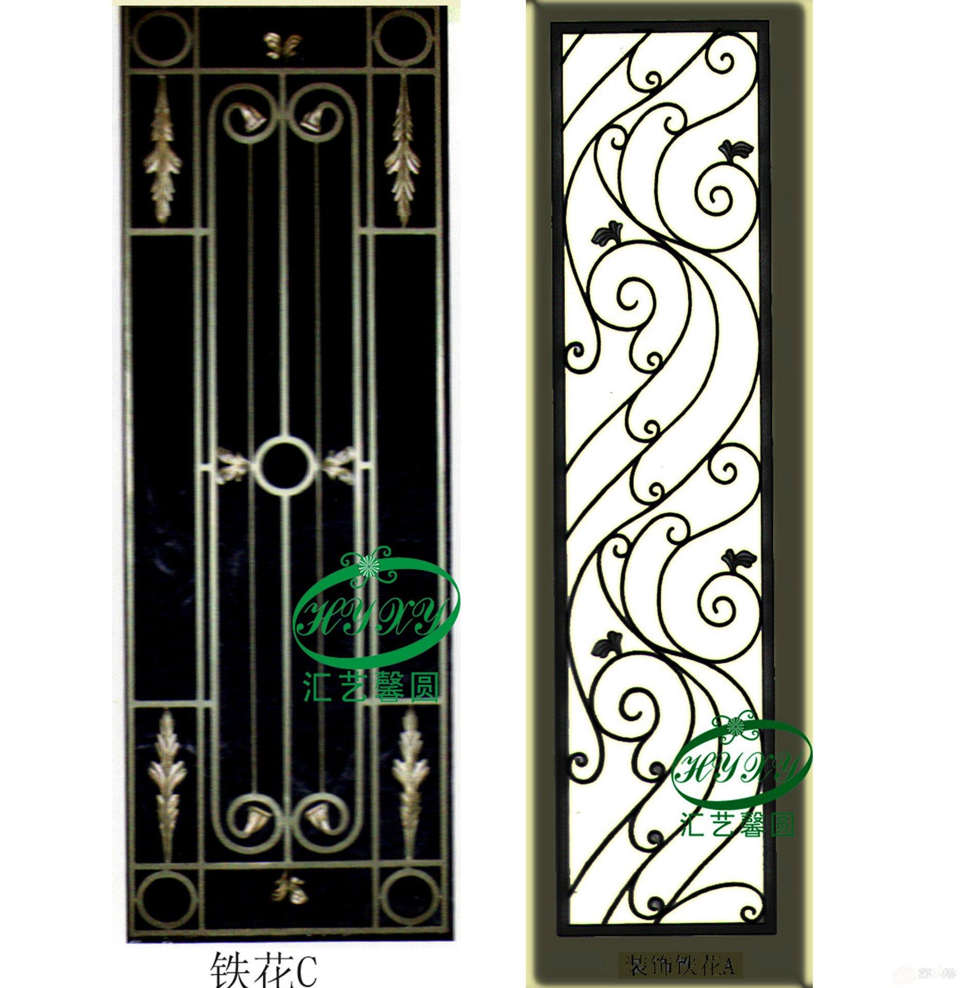 专业设计铁艺屏风隔断,隔断屏风花格等客厅装饰件