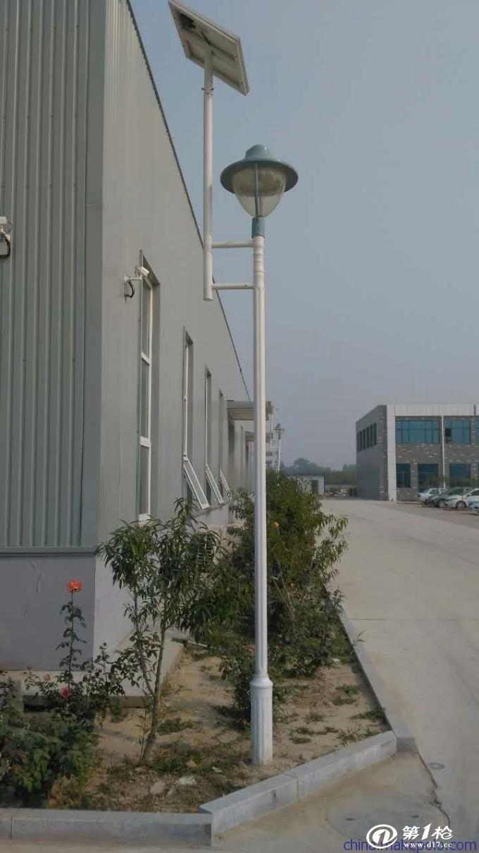 供应厂家提供路灯工程案例