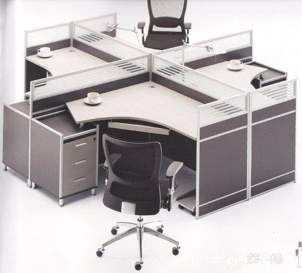 辦公家具屏風隔斷工作位,簡約辦公桌,時尚辦公桌臺