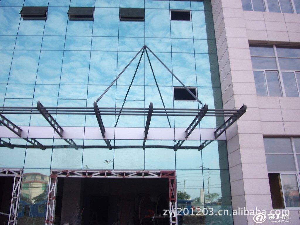 供应,各种规格款式,玻璃雨棚,国内低价!欢迎来电咨询