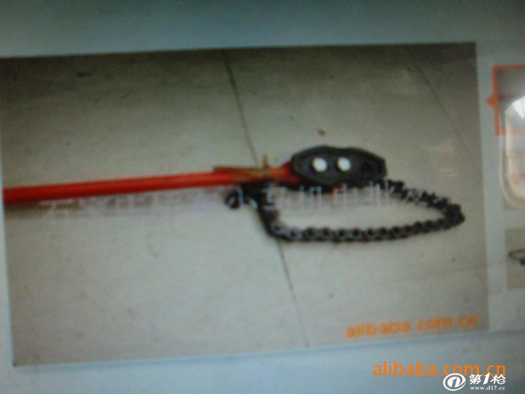 材料管钳.等工具特种精密链条焊接图片