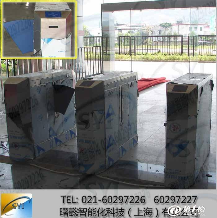上海翼闸安装  所有闸机所标价格均为单台闸机价格(不含门禁控制板