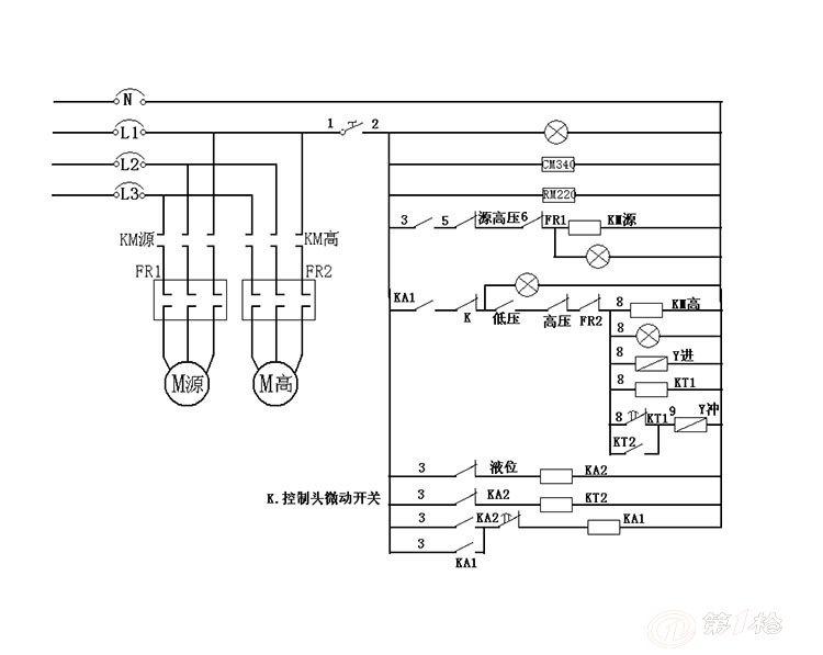 800加仑纯水机电路图陈德福0615
