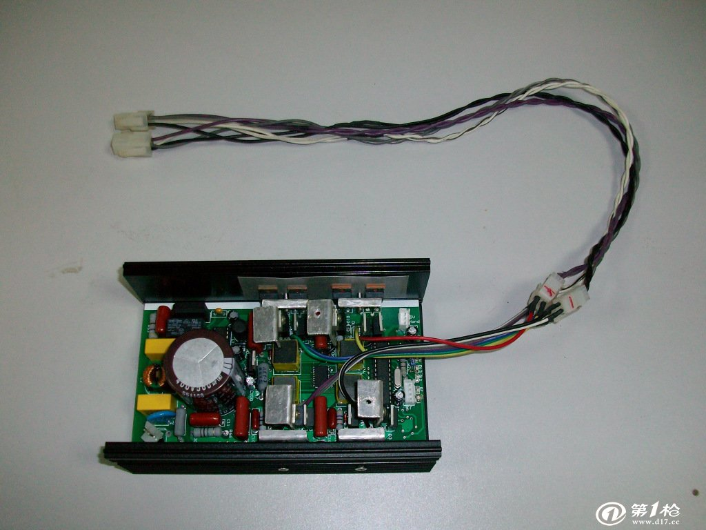 100w 无刷调速电机 控制器 220v交流电