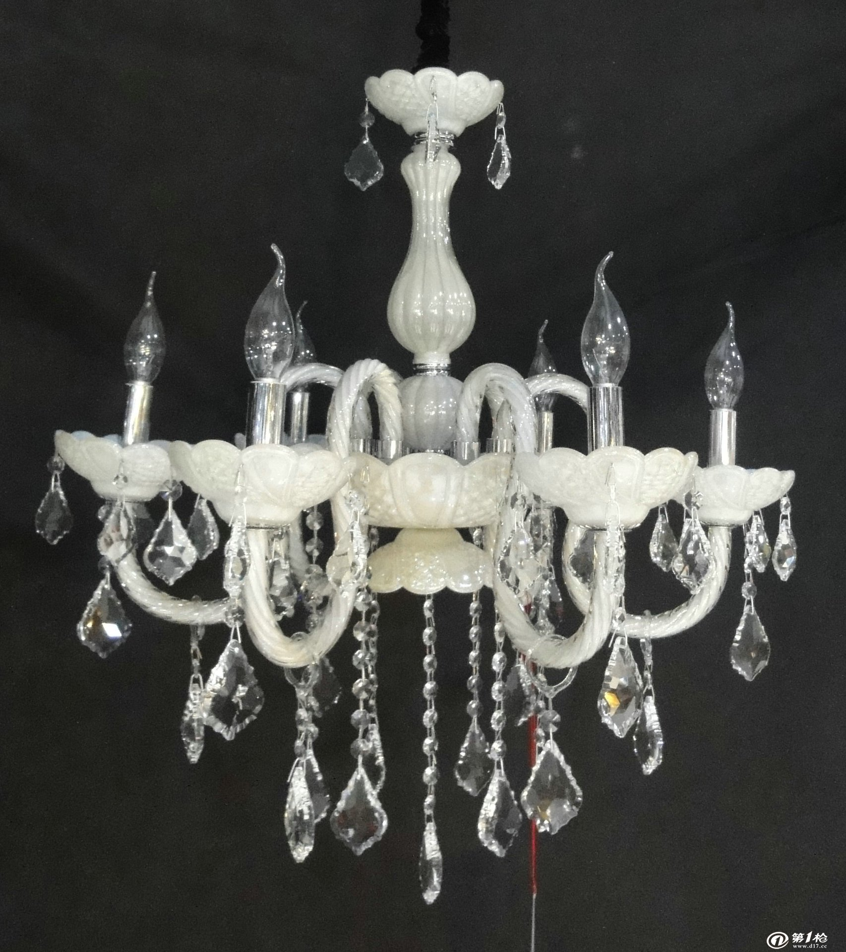 厂家批发欧式水晶灯 蜡烛水晶吊灯