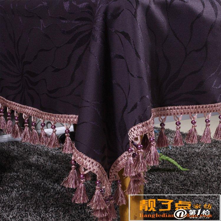 欧式米黄桌布纹理材质贴图