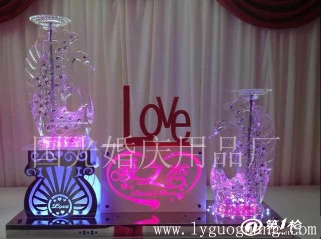 led类产品:婚庆烛台,香槟塔,流水灯,瀑布灯,串灯,发光盘,发光花门
