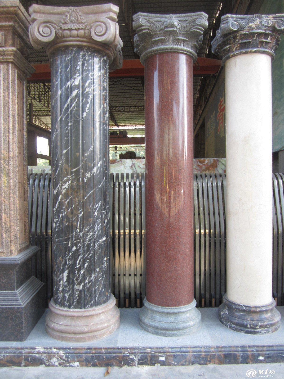 大理石圆柱工艺加工