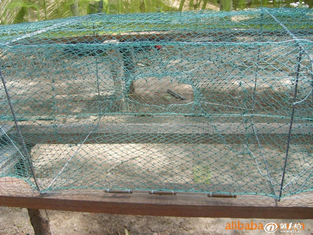 供应各种地笼 鱼笼 虾笼 捕鱼用具