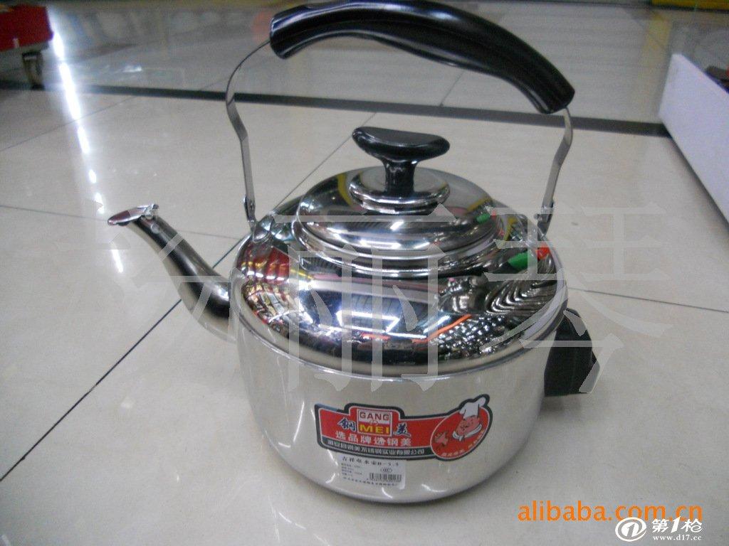 不锈钢电壶电烧水壶 钢美电壶 电水壶