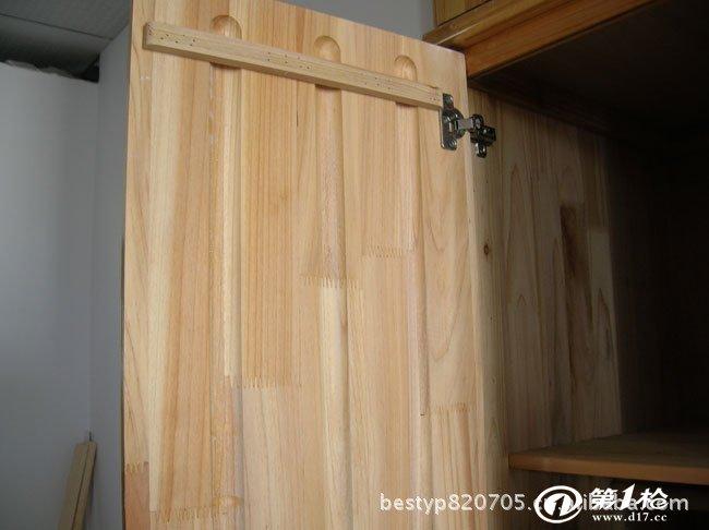 可定制 杉木 橡木板 杉木 贴面家具 衣柜