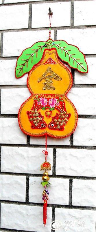 供应新款 纯手工制作 各种规格 优质礼品挂件 葫芦