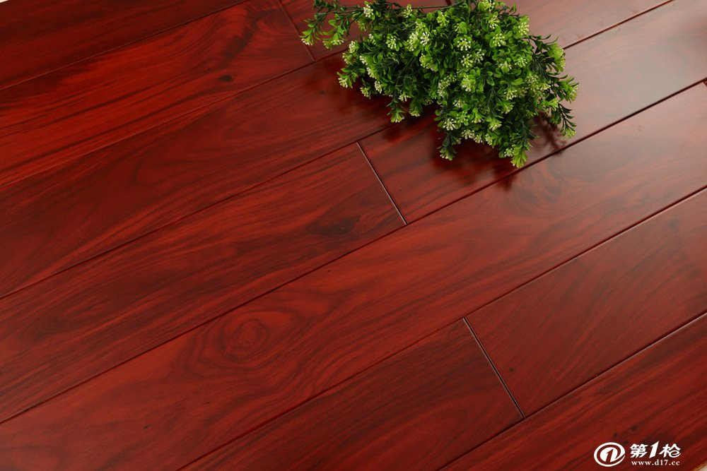 精品相思木本色实木地板