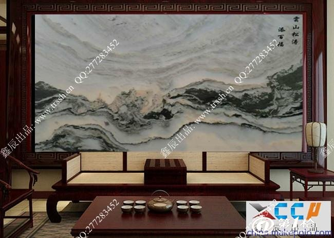 供应客厅背景墙电视背景墙大理石天然石画,天然山水画山大理石