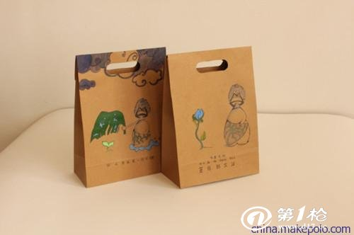 包装手提袋/袋子批发定做/牛皮纸袋 礼品袋/服装袋 工厂价