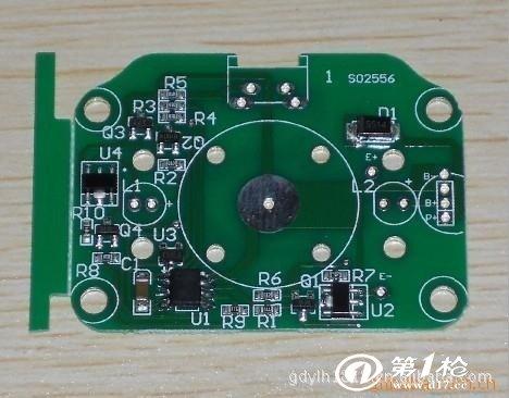 第一枪 产品库 电子元器件 线路板/电路板 供应矿灯头灯控制板 铝手
