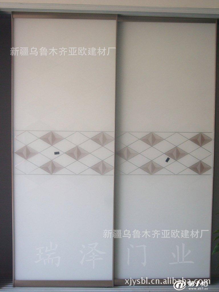 建材加工 供应高档衣柜推拉门   产品适用于室内装饰 家庭及宾馆酒店