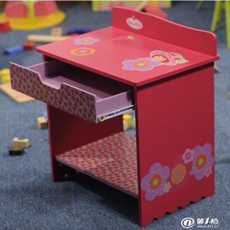 創意書桌幼兒園課桌學習桌兒童桌定制木制品廠|東莞