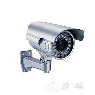 枪式摄像机 红外监控摄像头